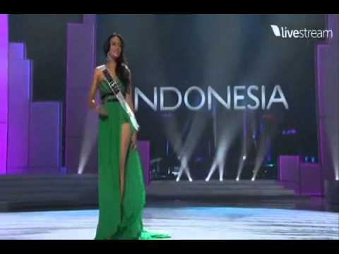 Miss Indonesia Universe 2011 - Preliminary Competition