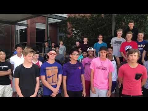 Union Titans Boys Tennis 2017