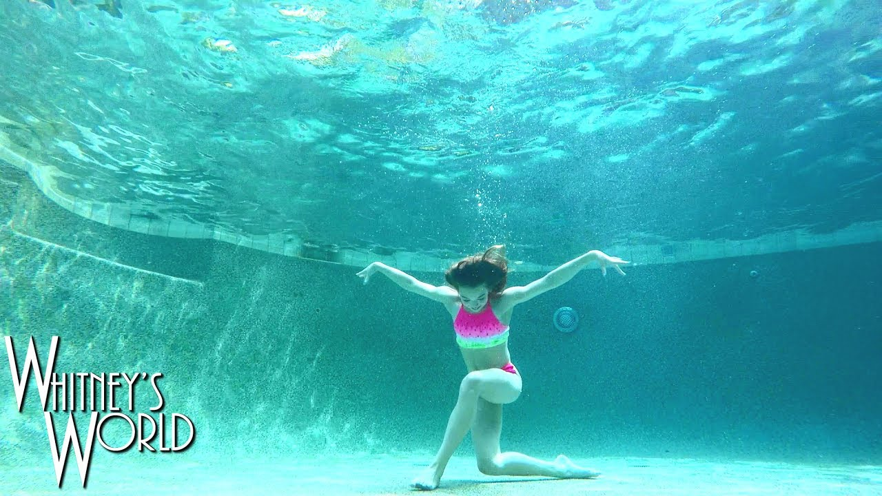 Swimming Pool Pose Challenge   Whitney Bjerken