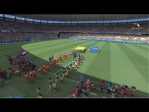 Holanda vs México Brasil 2014 Partido Completo Full HD Tv Azteca