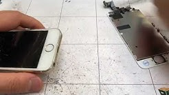 iPhone 5S/5SE Screen Repair--Joe iPhone Unlock & Repair Services (Berkeley, CA)