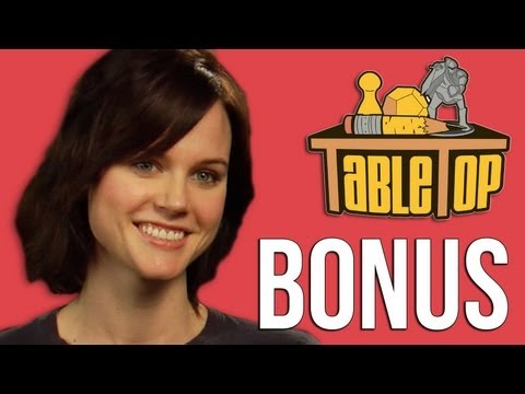 Michele Boyd Extended Interview from Gloom - TableTop ep 7