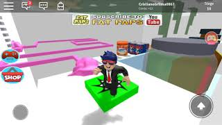 I WENT BACK ON QUELE MAP (ROBLOX)
