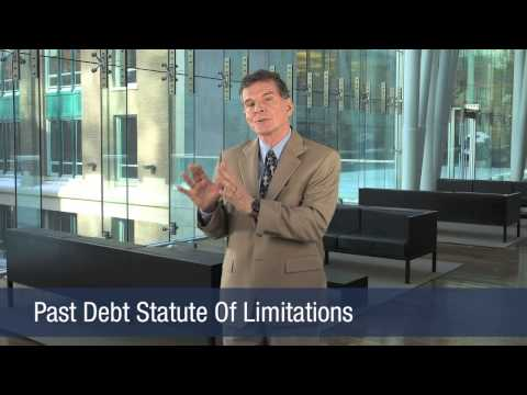 Past Debt Statute Of Limitations