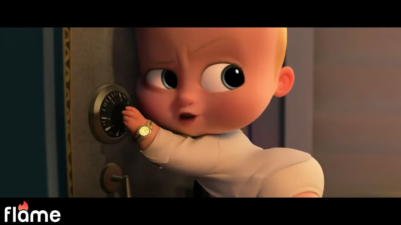 Download BOSS BABY - DESPACITO AND SHAPE OF YOU (MIX) SONG VIDEO