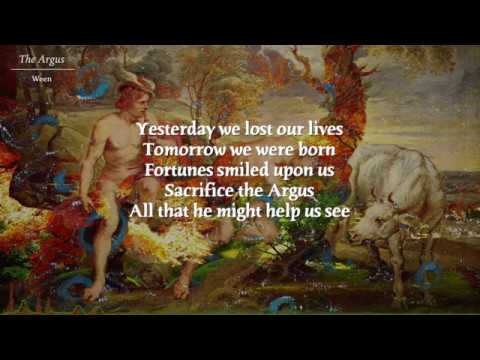 The Argus - Ween (Lyrics)