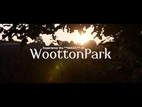 Wootton Park Wedding Trailer