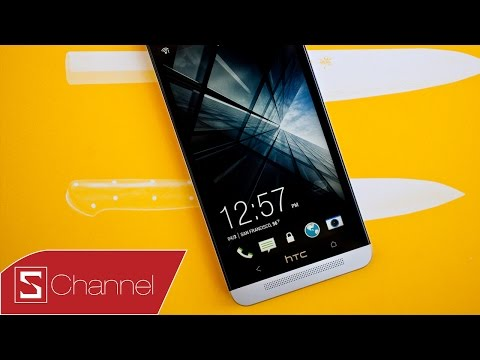 Schannel - Mở hộp HTC One (M7) Dual SIM: Giá chỉ còn một nửa