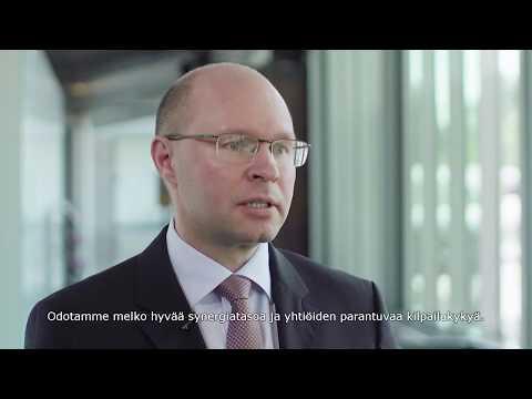 YIT:n toimitusjohtajan haastattelu Q2:n jälkeen / Interview of YIT's President and CEO after Q2