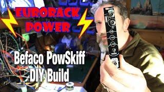 Modular DIY 11 - Befaco PowSki…