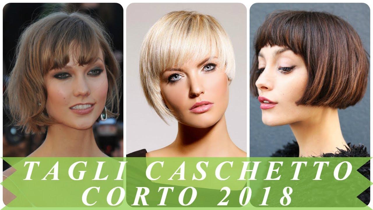 Nuovo Look Taglio Capelli Carrè Corto 2018 Youtube