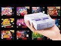 10 Best SNES CLASSIC Games You Should Play First (Super Nintendo Classic)