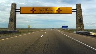 WELCOME TO NEW MEXICO, USA