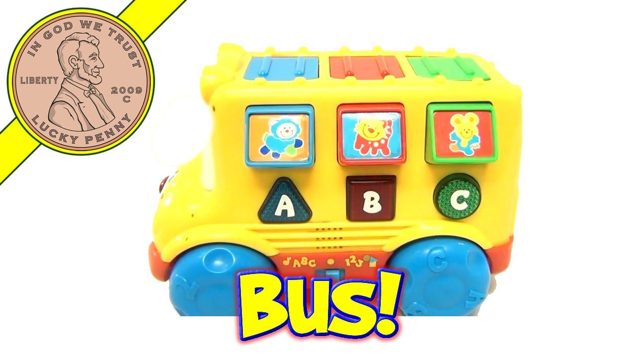Fisher Price Nursery Rhymes ~ TheNurseries  |Fisher Price Bus Nursery Rhymes