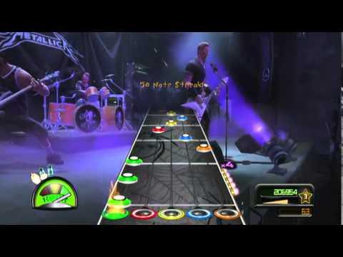 Guitar Hero Metallica: My Apocalypse expert guitar