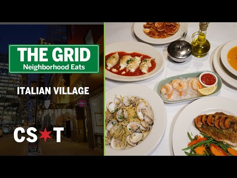 Italian Village's Feast Of The Seven Fishes, A Holiday Highlight That Basks In Tradition