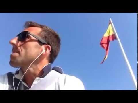 PEPE GUARDIOLA, AHORA TE VA COME UN CARAJO COMO LA BANDERA DE ESPAÑA