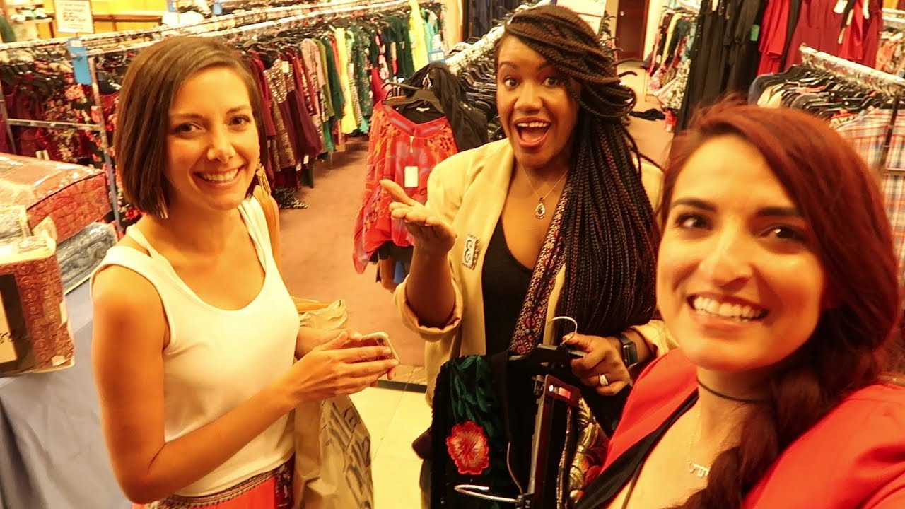 f9ca8dd4051 Come Thrifting With Us