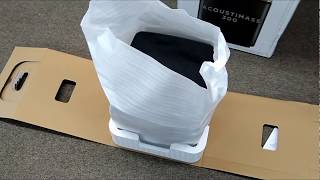 Bose Acoustimass 300 Subwoofer, Unboxing & Pairing