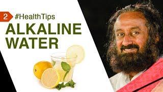الماء القلوي هو منقذا للحياة وأنه من السهل أن تجعل! #HealthTipsByGurudev | الصحة نصيحة 2