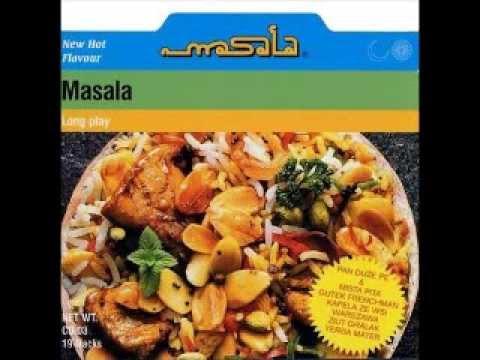 Masala - Bombaj-Islamabad-Warszawa (Crazy Sound System vs Like Orient)