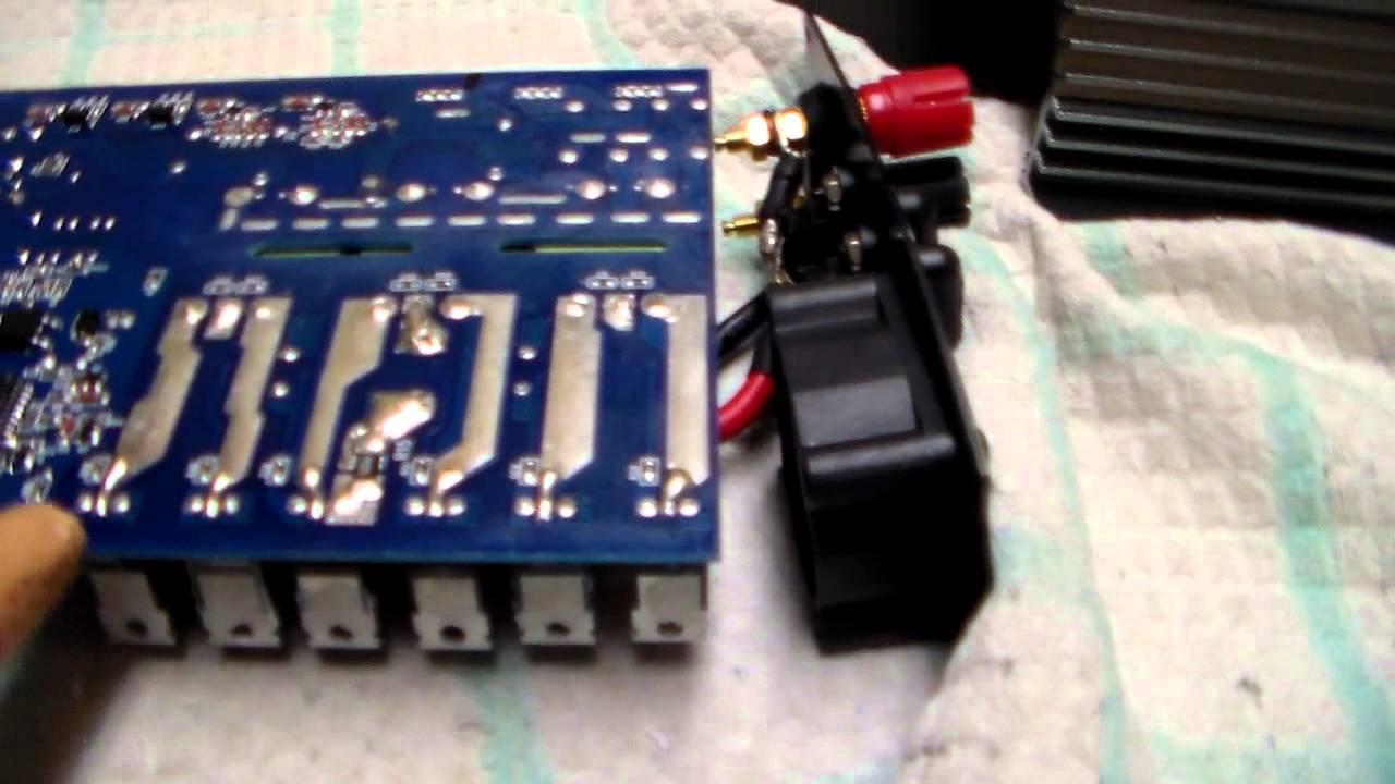 www.4232.com_inside look KD 600w grid tie inverter - YouTube