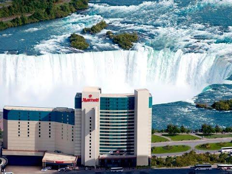 Marriott Niagara Falls Hotel Fallsview & Spa Room 808 ENGLISH