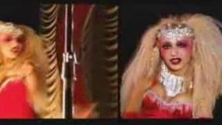 Christina Aguilera Lady Marmalade Making The Video Part2