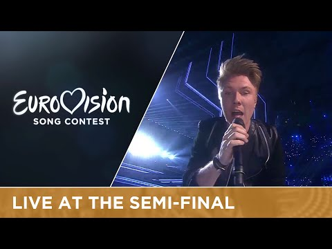Lighthouse X - Soldiers Of Love (Denmark) Live at Semi-Final 2 - Eurovision Song Contest