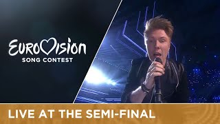 Lighthouse X Soldiers Of Love Denmark Live At Semi Final 2 Eurovision Song Contest