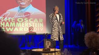 André De Shields sings BELIEVE IN YOURSELF at The York's 28th Oscar Hammerstein Gala