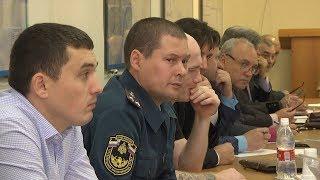 В Нижневартовске проходят командно-штабные учения.