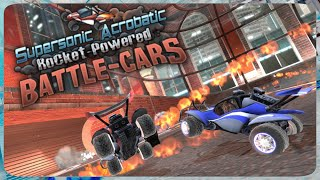 Supersonic Acrobatic Rocket-Powered Battle-Cars | L8Games VS