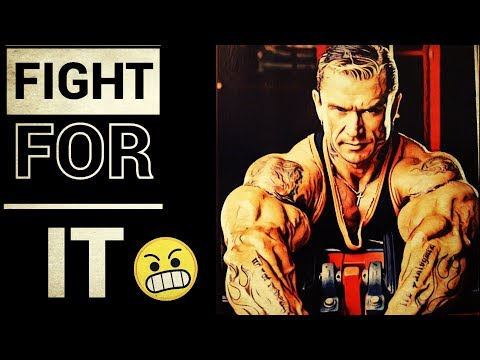 STEP BY STEP – THE ULTIMATE GYM MOTIVATION