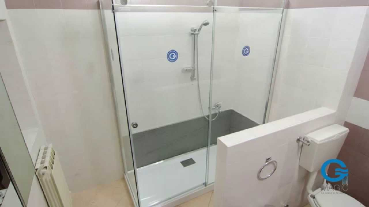 Da vasca a doccia con SFA Easy - YouTube