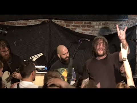 Fit For An Autopsy full concert posted at The Gutter in Brooklyn, NY...!