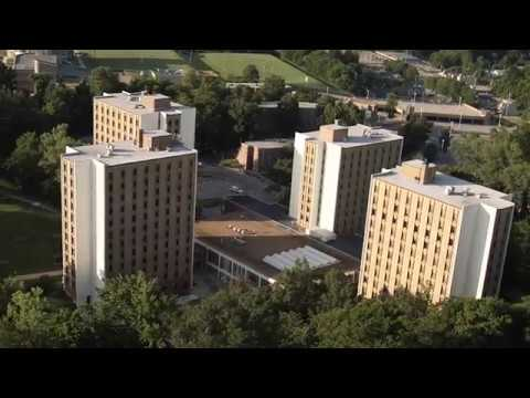 Residence Hall Tour: Towers East & South