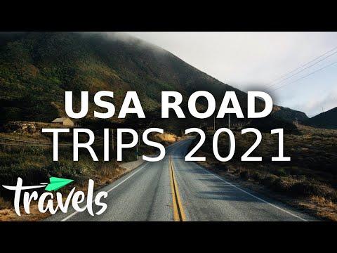 Top 10 Post-Pandemic American Road Trips (2021)   MojoTravels
