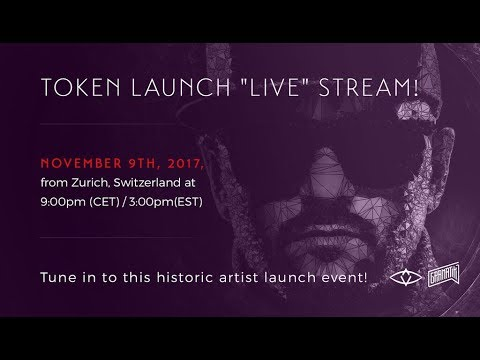 GRMTK token launch | NOV 9th Zürich