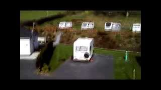 Our Motorhome Bron Derw Campsite Llanrwst Conway Wales