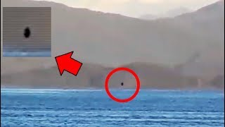 BIZARRE UFO Encounters On Water!