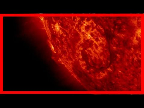Unintended experiment tracks a solar eruption to the outer reaches of the solar system by BuzzFresh