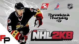 NHL 2K8 - Xbox 360 - Throwback Thursday - Ep. 79