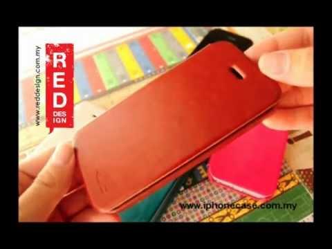 Kalaideng Slim Book Flip Case for iPhone 5