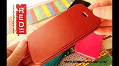 Kalaideng Slim Book Flip Case for iPhone 5