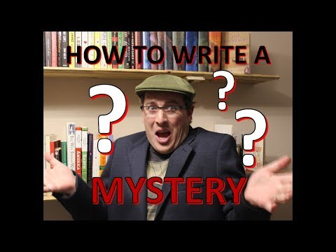 Four Critical Elements to Writing a Mystery Novel