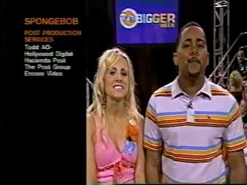 Nickelodeon Split Screen Credits (June 10, 2004)