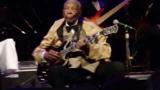B.B. King - The Thrill Is Gone - Iron City - Birmingham, Alabama - January 14, 2014