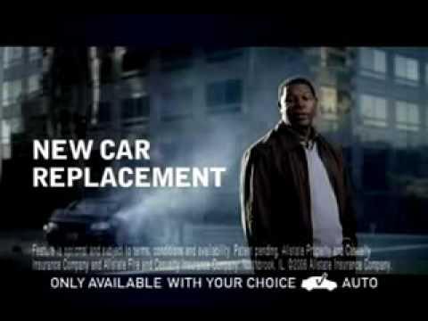 Allstate commercials