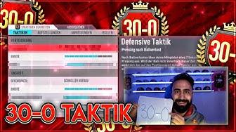 FIFA 20: MEINE 30-0 TAKTIKEN & TOP FORMATIONEN! I Besser werden in FIFA 20!👌🔥